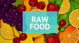 Raw Diet Wallpaper HQ