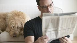 Read A Newspaper Wallpaper Full HD