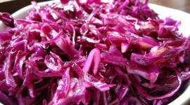 Red Cabbage Salad High Quality Wallpaper