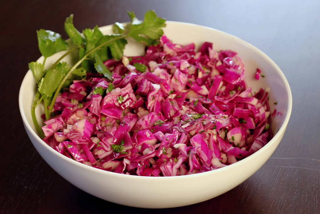 Red Cabbage Salad wallpapers HD