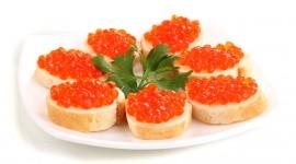 Red Caviar Desktop Wallpaper For PC