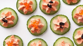 Red Caviar Desktop Wallpaper Free