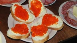 Red Caviar Wallpaper HD