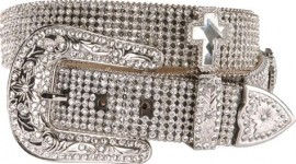 Rhinestone Belt Wallpaper For Android