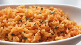 Rice In Mexican With Beans Wallpaper For Desktop