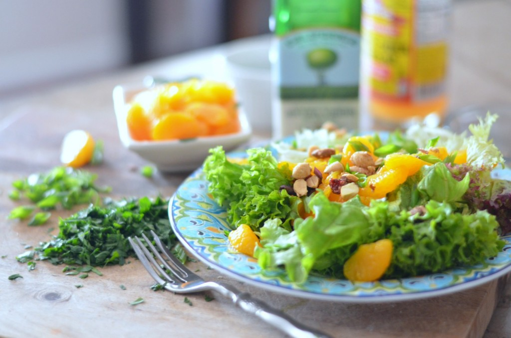Salad From Oranges wallpapers HD