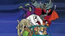 Scooby Doo Spooky Scarecrow Best Wallpaper