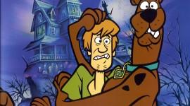 Scooby Doo Spooky Scarecrow Photo