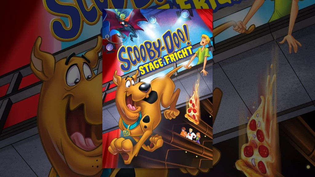 Scooby Doo Stage Fright wallpapers HD
