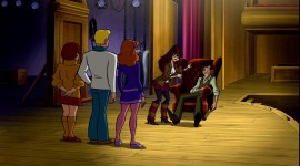 Scooby Doo Stage Fright Wallpaper