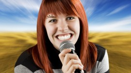 Sing Karaoke Desktop Wallpaper For PC