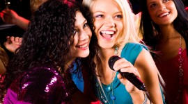 Sing Karaoke Desktop Wallpaper HD