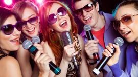Sing Karaoke Photo