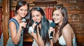 Sing Karaoke Wallpaper