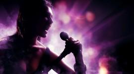 Sing Karaoke Wallpaper Background