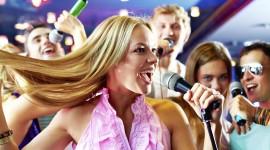 Sing Karaoke Wallpaper Full HD