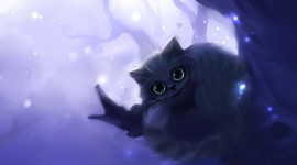 Smiling Cats Wallpaper Free