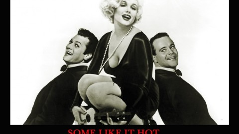 Some Like It Hot 1959 wallpapers high quality