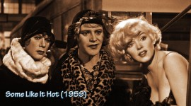 Some Like It Hot 1959 Wallpaper