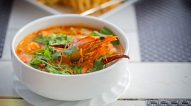 Soup Tom-Yam-Kung High Quality Wallpaper