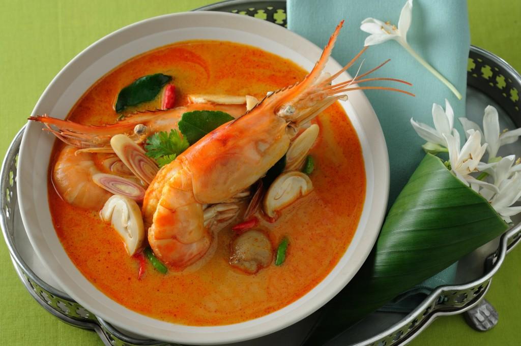 Soup Tom-Yam-Kung wallpapers HD
