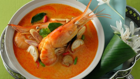 Soup Tom-Yam-Kung wallpapers high quality