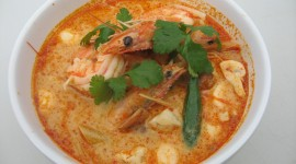 Soup Tom-Yam-Kung Wallpaper Download