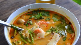 Soup Tom-Yam-Kung Wallpaper For IPhone Download