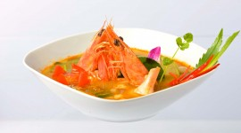 Soup Tom-Yam-Kung Wallpaper For PC