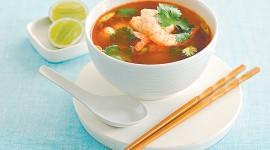 Soup Tom-Yam-Kung Wallpaper HD