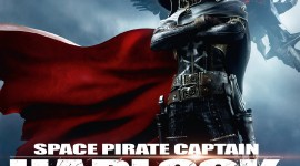 Space Pirate Captain Harlock For Mobile