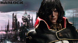 Space Pirate Captain Harlock Photo Free