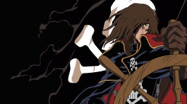 Space Pirate Captain Harlock Picture Download