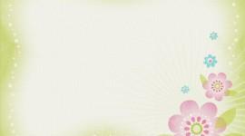 Spring Frame Image Download