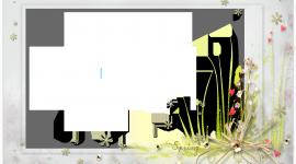 Spring Frame Wallpaper Download