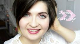 Spring Make-Up Wallpaper Background