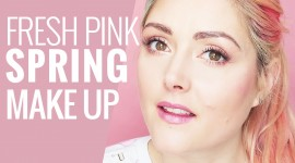 Spring Make-Up Wallpaper Full HD