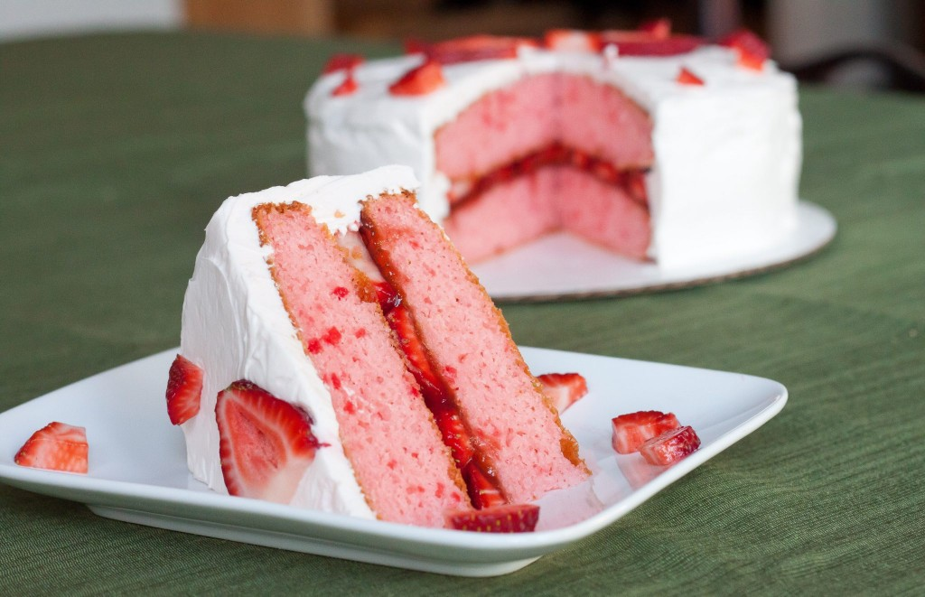 Strawberry Cake wallpapers HD
