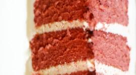 Strawberry Cake Wallpaper For Mobile#2