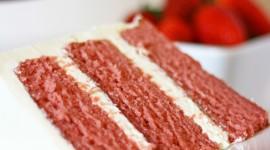 Strawberry Cake Wallpaper For Mobile#3