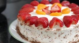 Strawberry Cake Wallpaper Gallery