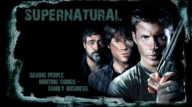 Supernatural Desktop Wallpaper HD#1