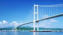 Suspension Bridge Best Wallpaper#1