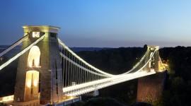Suspension Bridge Photo#1