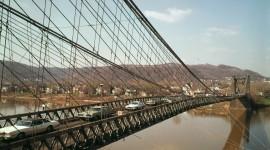 Suspension Bridge Wallpaper#1