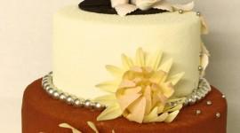 Swan Cake Wallpaper For Mobile