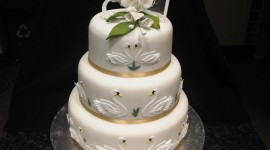 Swan Cake Wallpaper Gallery