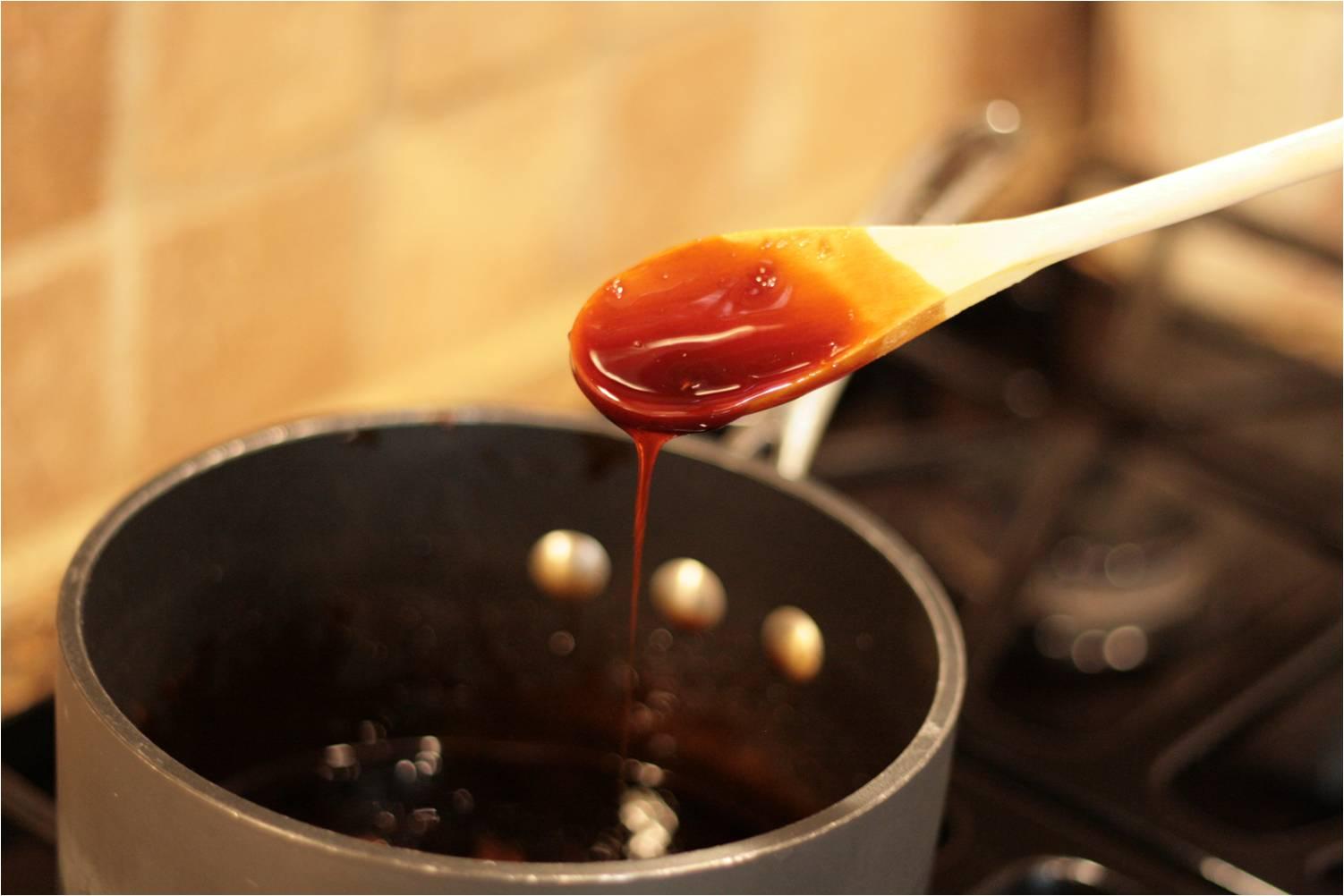 Как сделать соус терияки фото