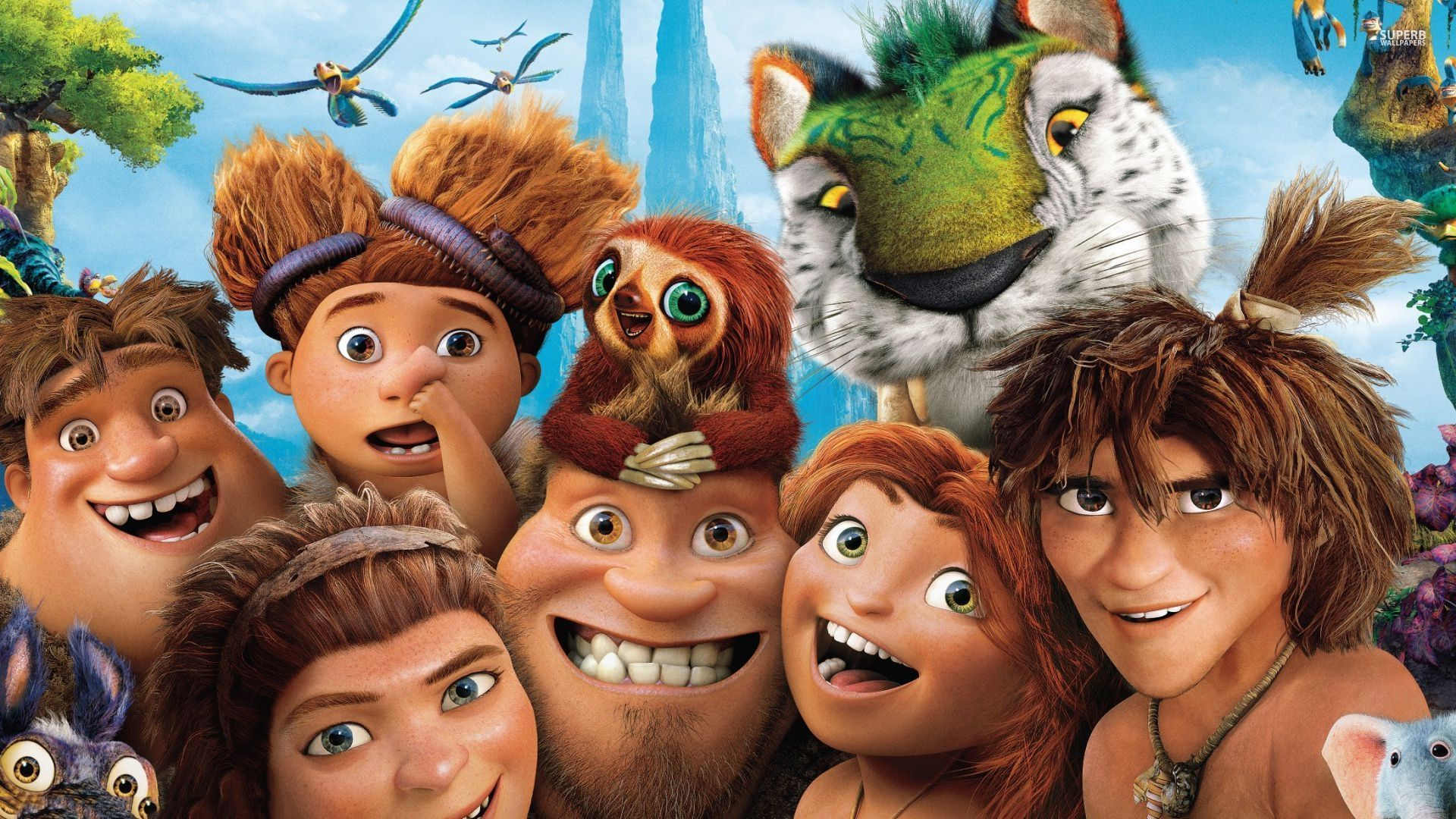 It's just a graphic of Stupendous The Croods Free
