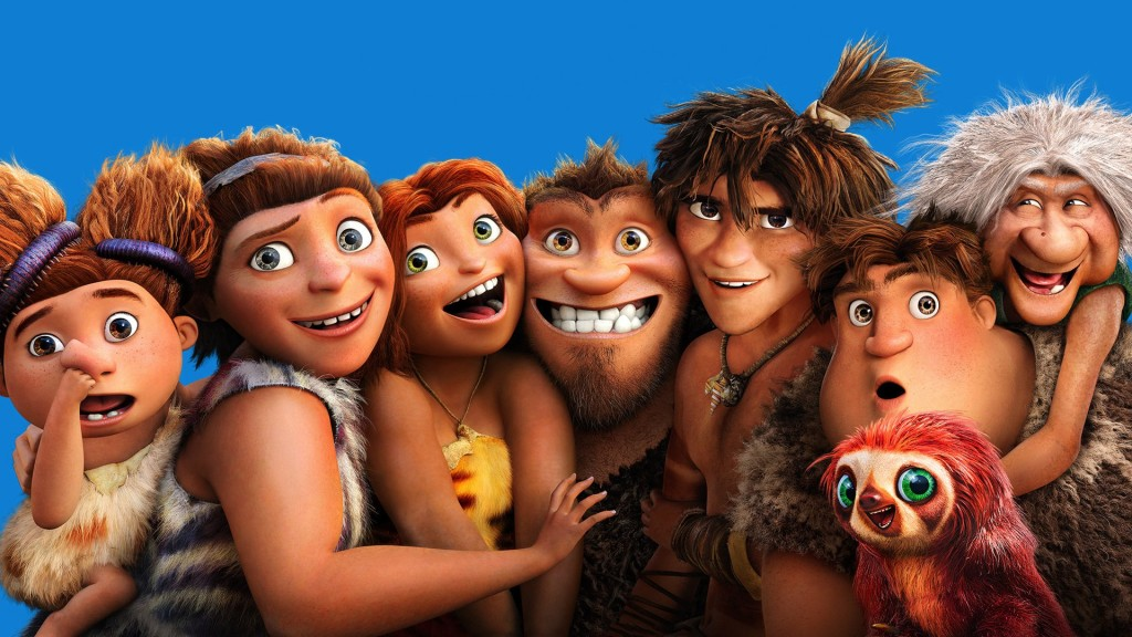 The Croods wallpapers HD